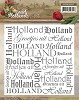 Embossing Folder - Amy Design - Oud Hollands