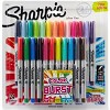 Color Burst Permanent Markers extra Fine 24/Pkg