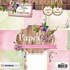 pphh40 Studio Light Paper pad 36 vel 12 designs Home & Happiness nr 40 15x15cm