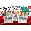 Sharpie Fine Point Permanent Marker Promo Pack 21/Pkg