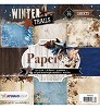 PPWT98 - Paper Pad Blok, Winter Trails