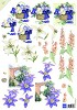 mb0138 av knipvel mattie flowers blue