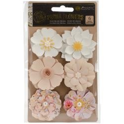 Aurora Heaven Sent Flowers 6/Pkg