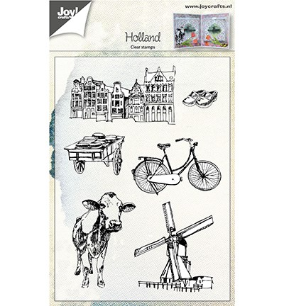 6410/0446 stempel Holland