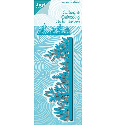 6002/0989 Cutting & Embossing Under the sea - Coral