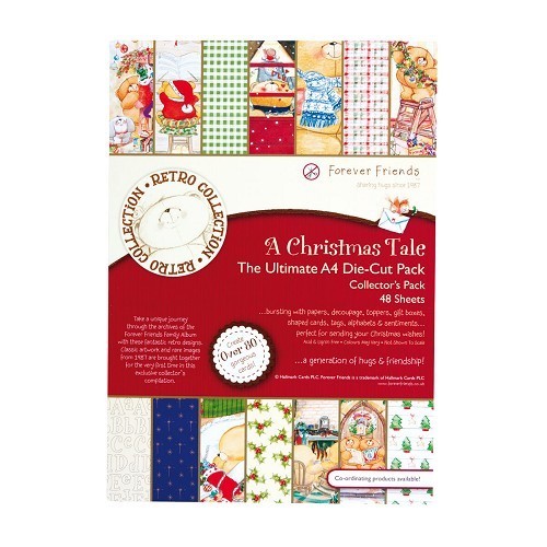 A4 paper pack - A Christmas tale